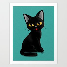 Adorable Art Print