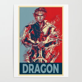 Elect the Dragon Poster