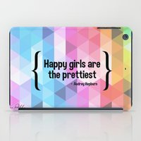 girls iPad Cases featuring Girls by Paloma