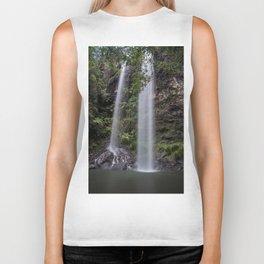 Water Fall Biker Tank