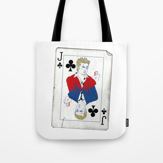 I Am Jack Tote Bag