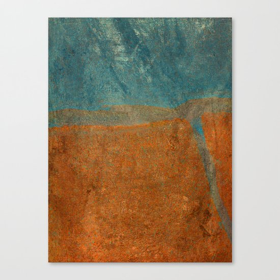 Influx Canvas Print