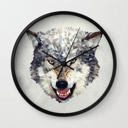 Lobo Wall Clock