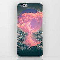 soul iPhone & iPod Skins featuring Ruptured Soul  by soaring anchor designs