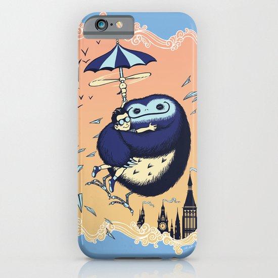 High Flying Hugs iPhone & iPod Case
