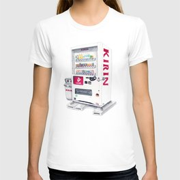 Kirin Vending Machine T-shirt
