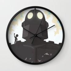 I Am Not A Gun Wall Clock