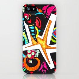 Clownburst iPhone Case