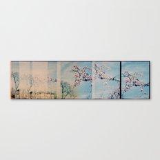 Blossom Pano Canvas Print