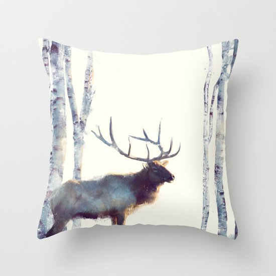 Elk // Follow Throw Pillow