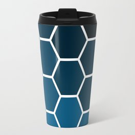 Geometric Abstraction II Travel Mug