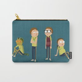 Aw Jeez Carry-All Pouch