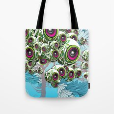 Apples for Ears Tote Bag