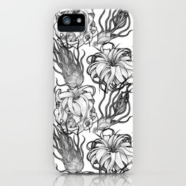 Tillandsia Tile iPhone Case