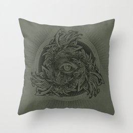 Storm of Swords Throw Pillow