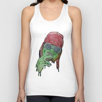 kurt rahn Tank Tops featuring Kurt  by Montana