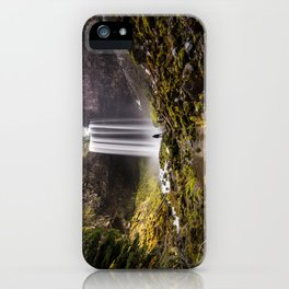 Tamanawas Falls iPhone Case