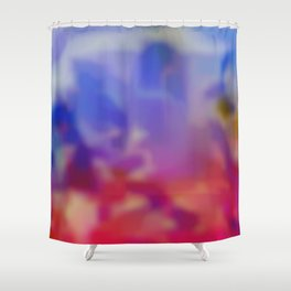 Blink Shower Curtain