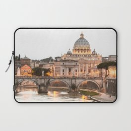 st peter square Laptop Sleeve