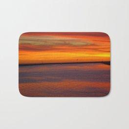 Westside Sunset Bath Mat