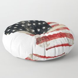 WISCONSIN FLAG Floor Pillow