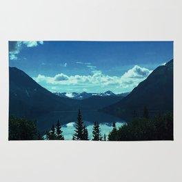 Photo of Alaska Mountains Rug