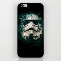 trooper iPhone & iPod Skins featuring Trooper by Sirenphotos