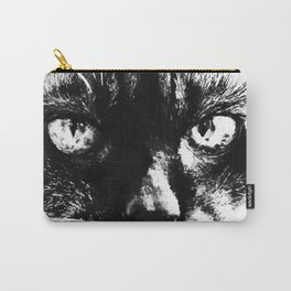 Thai cat monochrome Carry-All Pouch
