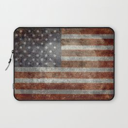 Old Glory, The Star Spangled Banner Laptop Sleeve