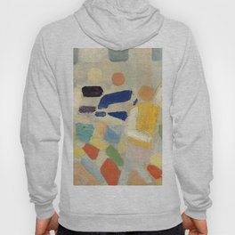 "Robert Delaunay ""Les coureurs (The runners)"" Hoody"