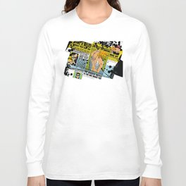 The biggest Battle is the one inside you (Color) Long Sleeve T-shirt