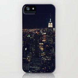 Nightlights iPhone Case