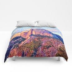 Half Dome Horizon Comforters