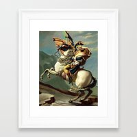 internet Framed Art Prints featuring Internet by Tomcii