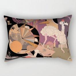 The IDONTKNOW Rectangular Pillow