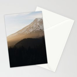 A Sunset To Never Forget Stationery Cards