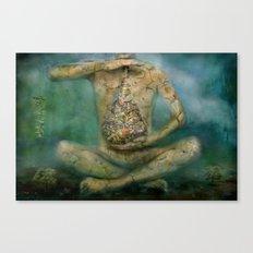 Calmness Canvas Print
