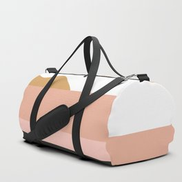 Abstract Landscape Duffle Bag