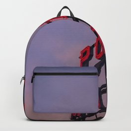 Pike Place Neon Sunrise Backpack
