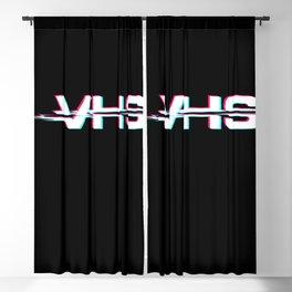 VHS Blackout Curtain
