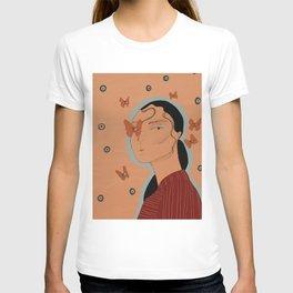 Laila (light background) T-shirt