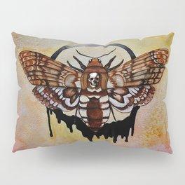 Death's Head Hawk Moth Pillow Sham