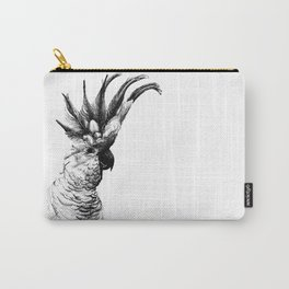 Cocky cockatoo Carry-All Pouch