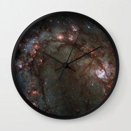 The Southern Pinwheel Wall Clock