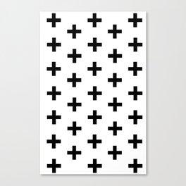La Cross Canvas Print