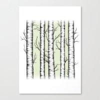wonderland Canvas Prints featuring Wonderland by Barlena