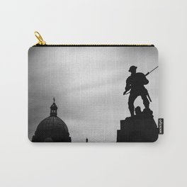 Victoria silhouettes Carry-All Pouch