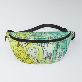 Water color 1 Fanny Pack