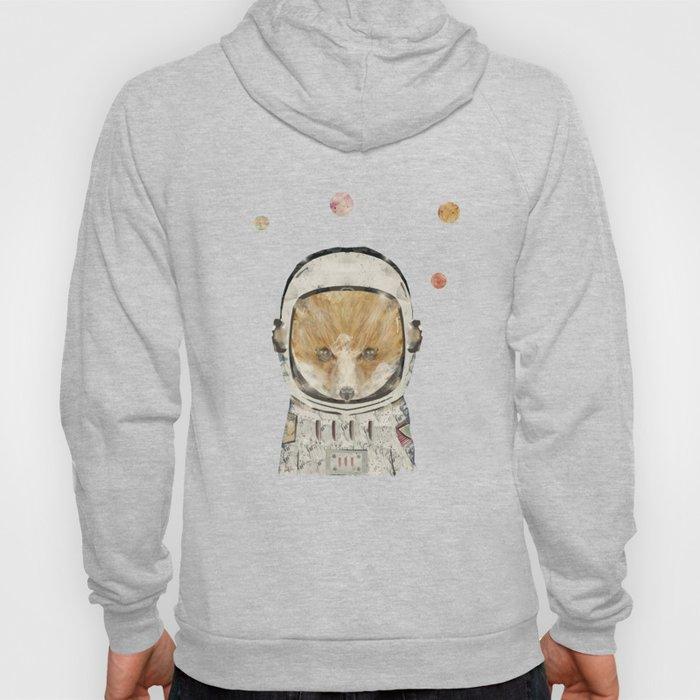 little space fox Hoody