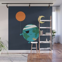 Love Our World More Wall Mural